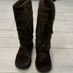 Steve Madden Slopes Boot Pony Upper 9